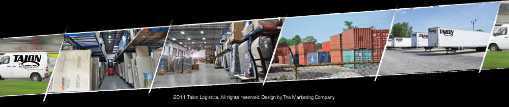 Transportation logistics trucking, rail to door, shipments and storage